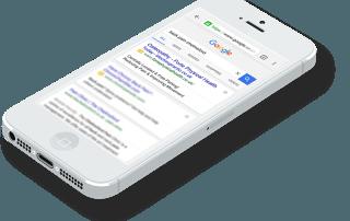 Google AdWords wordt mobiel vriendelijker