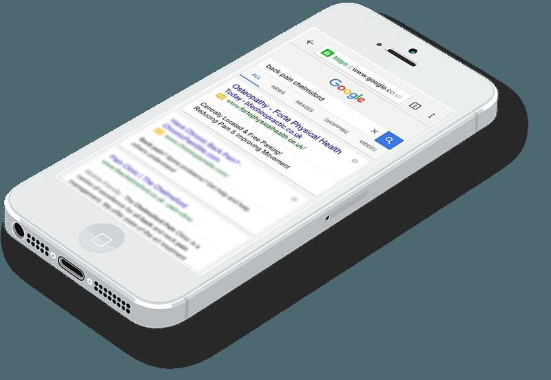 Google AdWords wordt mobiel vriendelijker | Onzid webdesign
