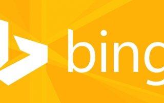 Zoekmachine Bing groeit