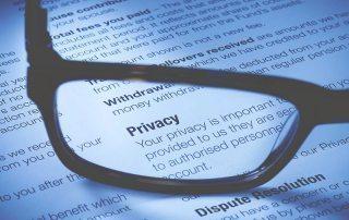 Is een privacyverklaring verplicht voor mijn website